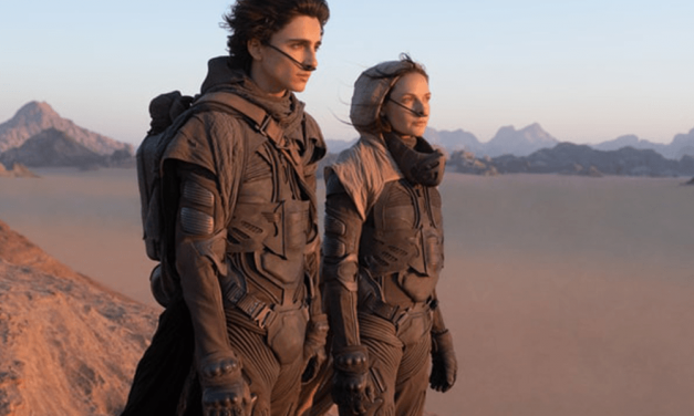 Sciencefictionfilm 'Dune' is dit jaar nog te zien in de bioscoop