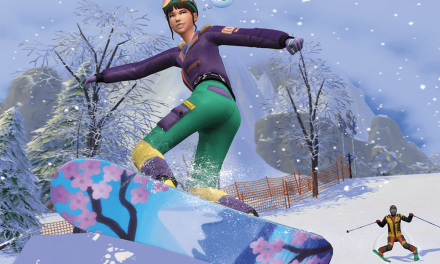 EA presenteert nieuwe Sims 4 Expansion pack: Snowy Escape