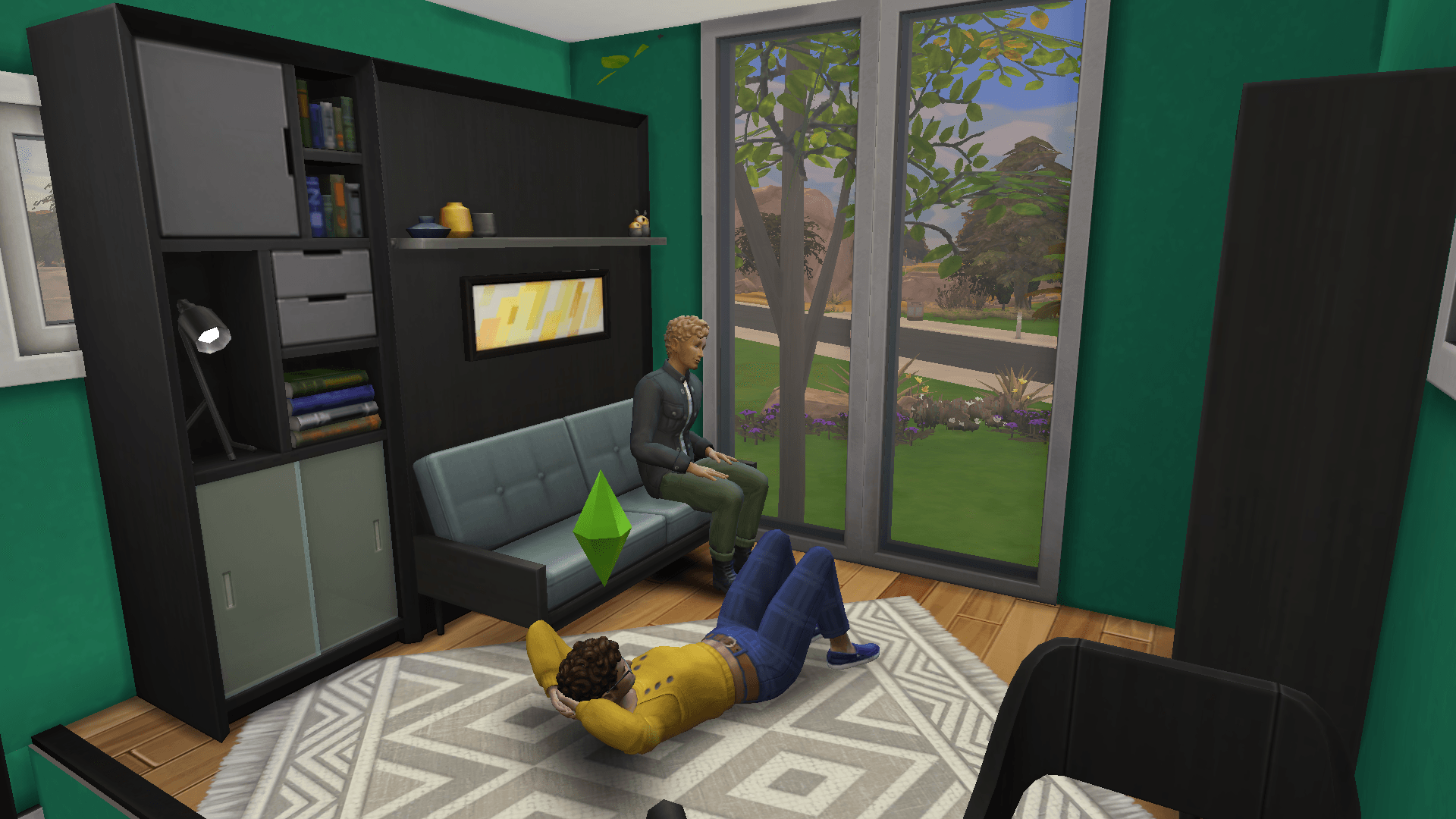 Sims 4 Tiny Living