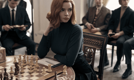 Netflix Tip! The Queen's Gambit (Review)
